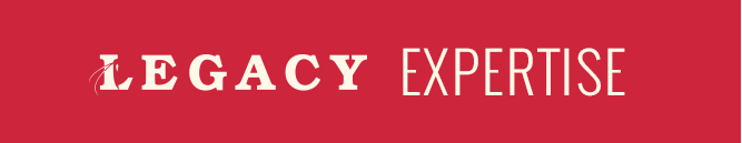 Legacy Expertise